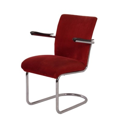 Model 1018 arm chair by Toon De Wit for De Wit, 1950s
