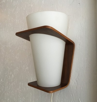 NX 41 wall lamp by Philips, 1950s