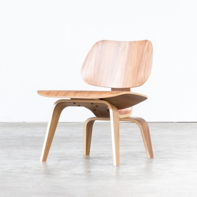 Charles & Ray Eames LCW lounge chair for Herman Miller
