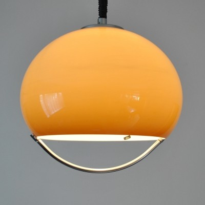 Harvey Guzzini hanging lamp, 1960s