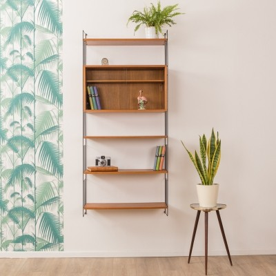 Wall unit by WHB Möbel from the 1960s