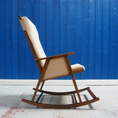 Mid Century Vintage Rocking Chair from 1960's