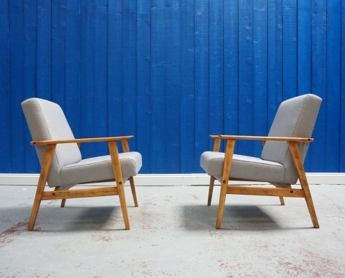 Pair of Mid Century Easy Chair 1970's