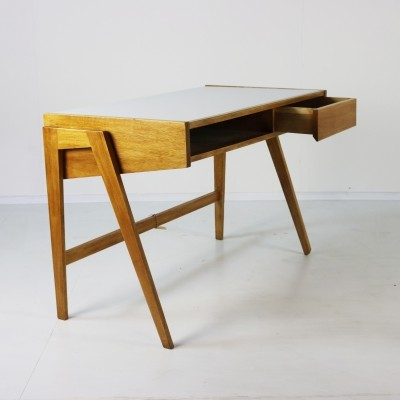 Ladies desk with formica top, 1960s