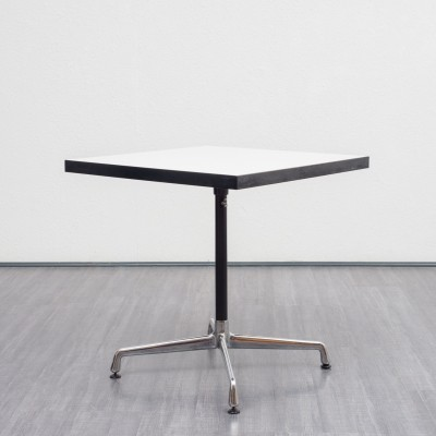 Dining table by Charles & Ray Eames for Vitra, 1950s