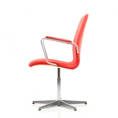 Arne Jacobsen Oxford Desk Chair with low back