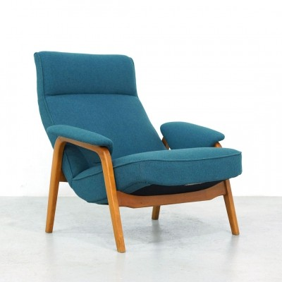 1950s Artifort Lounge Chair Mod.137 by Theo Ruth