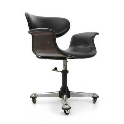 Italian office chair, 1950s