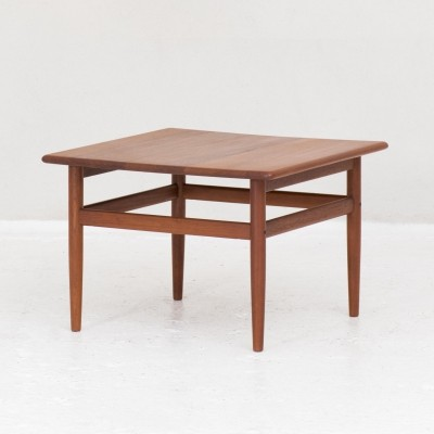 Coffee table by Niels Bach, Denmark 1960