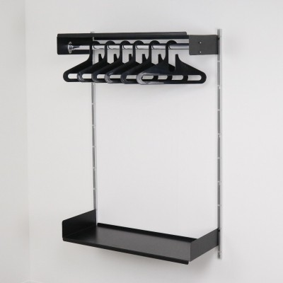 Large 606 wardrobe wall unit by Dieter Rams for Vistoe, 1960s