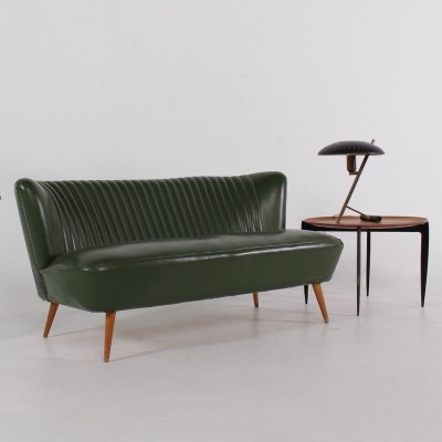 Green 'Cocktail' sofa