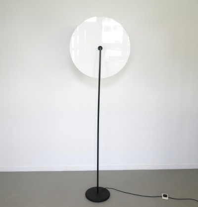 Early edition disk lamp by Aldo van den Nieuwelaar