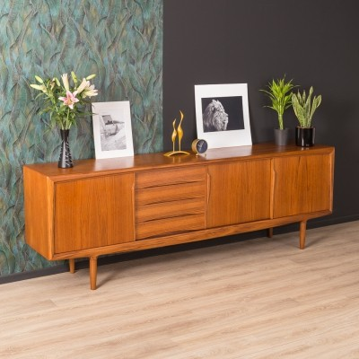 Danish sideboard by Axel Christiansen, 1960s