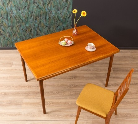 Dining table from the 1960s