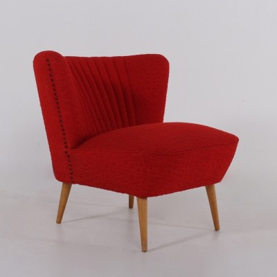 Midcentury 'cocktail' chair
