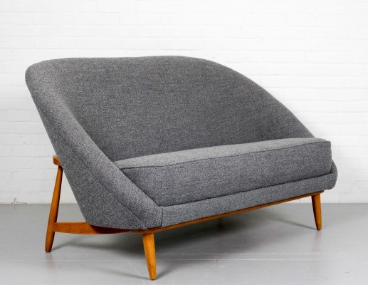 Theo Ruth Artifort sofa Model 115, The Netherlands
