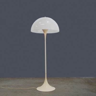 Vintage 'Panthella' floorlamp by Verner Panton for Louis Poulsen, 1970s