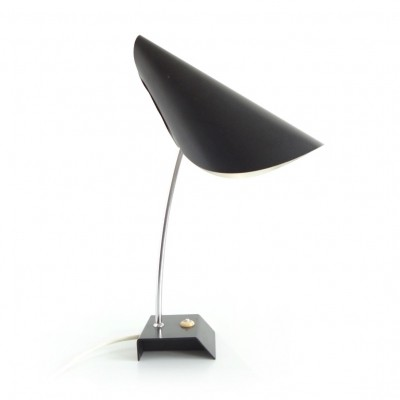No. 0513 (black) desk lamp by Josef Hůrka for Napako, 1960s