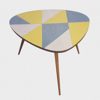 Jitona Soběslav coffee table, 1960s