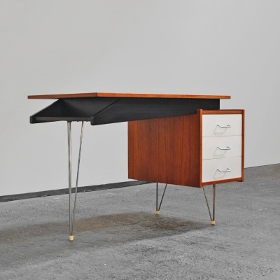 1960s hairpin desk