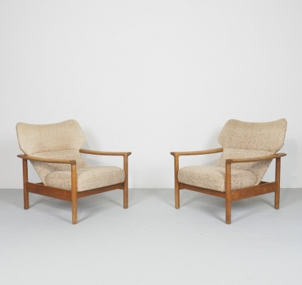 Loungechairs from the 60's by Carl Straub