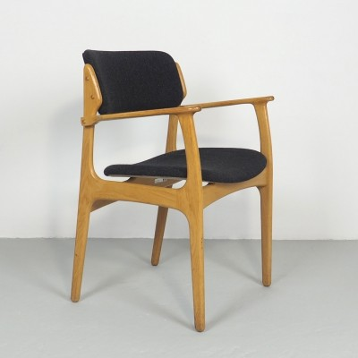 Vintage chair by Erik Buch for O.D Møbler, 1960s