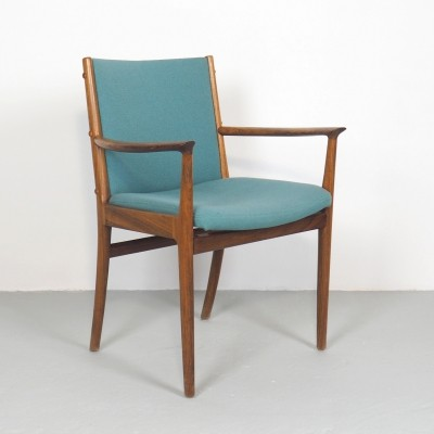 Rosewood armchair by Kai Lyngfeldt-Larsen for Søren Willadsen