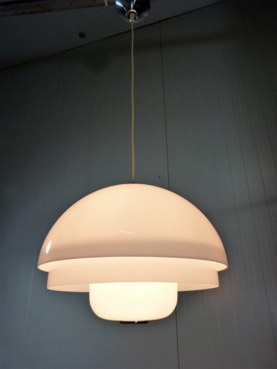 Granada Hanging Lamp by Luigi Massoni for Guzzini