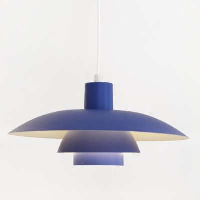 2 x PH 4/3 hanging lamp by Poul Henningsen for Louis Poulsen, 1970s