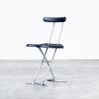 90s Toshiyuki Kita 'rondine' folding chair for Magis