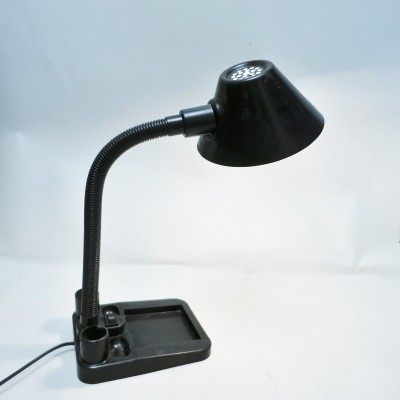 Aluminor desk lamp, 1980s