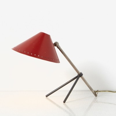 H. Busquet Pinocchio Table Lamp for Hala, 1950s
