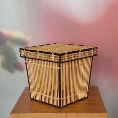 Basket by Rohé Noordwolde, 1960s