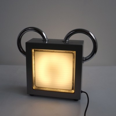 Topolino desk lamp by Matteo Thun for Bieffeplast, 1980s
