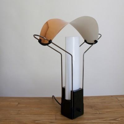 Arteluce Palio Table Lamp by Perry King & Santiago Miranda, 1985