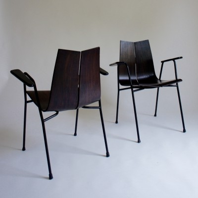 1950's GA Chairs by Hans Bellmann