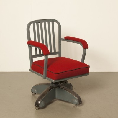 Kingsit no. 7500 office chair by Ahrend de Cirkel, 1930s