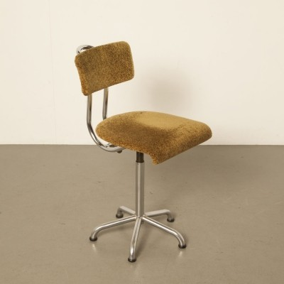 Office chair by Toon De Wit for De Wit, 1950s