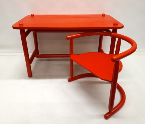 Karin Mobring table & chair 'Anna'