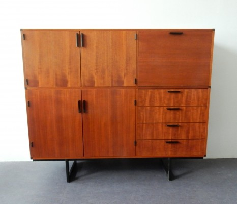 Made to Measure cabinet by Cees Braakman for Pastoe, 1960's