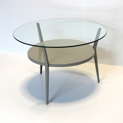'Rotonde' Coffee table by the Dutch innovative designer Friso Kramer
