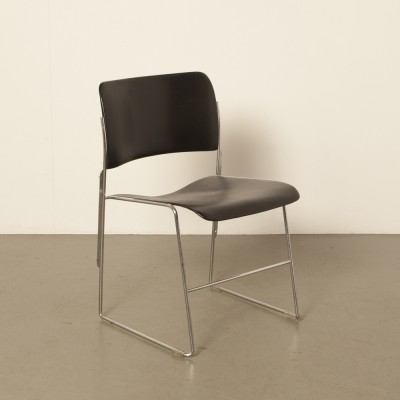 29 x 40/4 dinner chair by David Rowland for Howe, 1960s