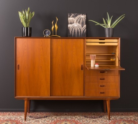 Highboard by Omann Jun from the 1960s