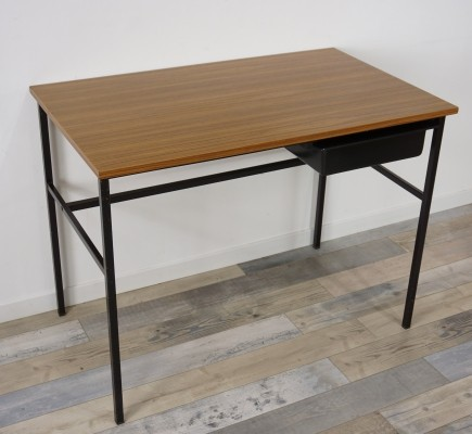 'Junior' Desk by Pierre Guariche For Meurop, 1960s