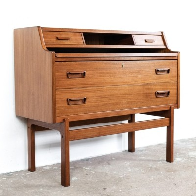 Writing desk by Arne Wahl Iversen for Vinde Møbelfabrik, 1960s