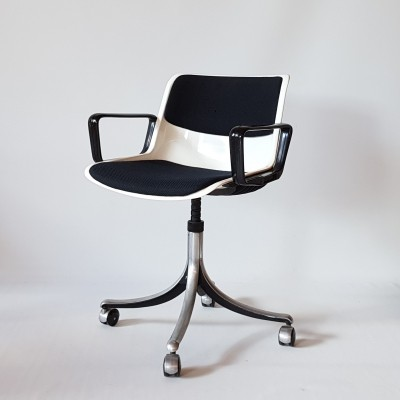 Desk Chair Modus by Osvaldo Borsani