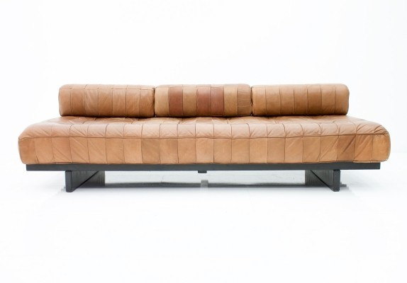 De Sede 'DS-80' Patchwork Daybed / Sofa