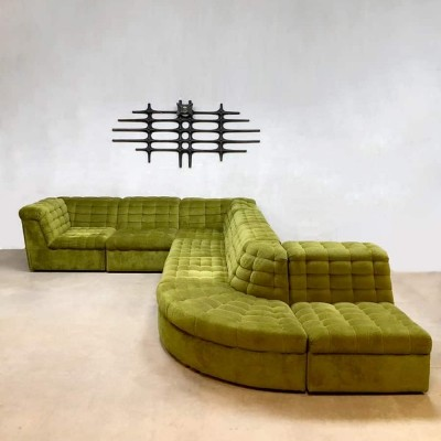 Vintage modular elements sofa by Laauser, 1960s