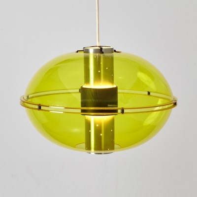Raak Orbiter Hanging Lamp, 1962