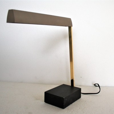 Baton desk lamp by Michael Lax for Lightolier, 1960s